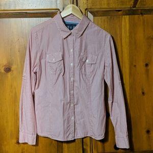 Tommy Hilfiger Cotton Button Down Size L